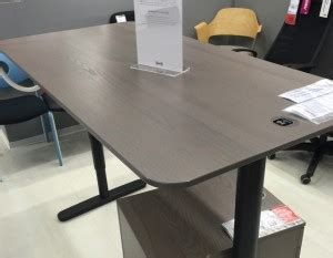 bureau debout ikea mal de dos bureau debout bureau réglable en hauteur
