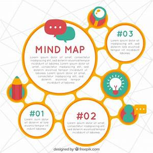 Mind Map Vectors  Photos And Psd Files