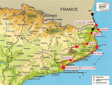 Comment On Dit Carte Du Monde En Espagnol by Infos Sur Cote Est Espagne Arts Et Voyages