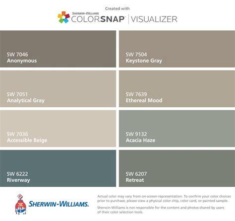 sherwin williams winter mood paint color nisartmacka