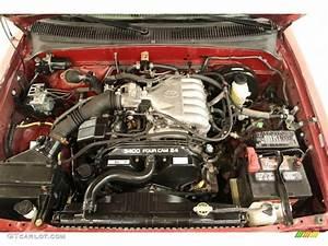 2003 Toyota Tacoma V6 Prerunner Double Cab 3 4 Liter Dohc