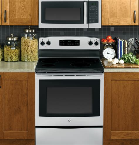 microwave over stove jvm3160rfss ge 1 6 cu ft over the range microwave oven