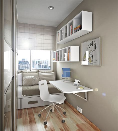 desk ideas for small rooms 50 thoughtful teenage bedroom layouts digsdigs