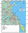 Map Of Mersing Malaysia - Maps of the World