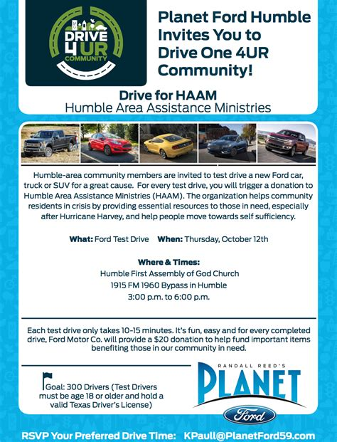 Planet Ford 59   Humble Ford Dealer serving Kingwood