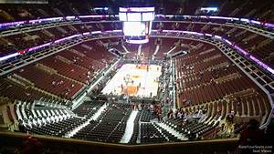 United Center Section 308 Chicago Bulls Rateyourseats Com
