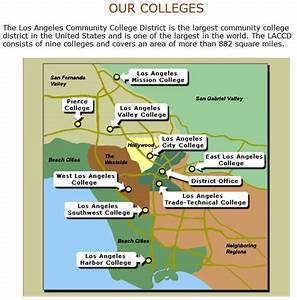 Los Angeles Community College District | Physical Sciences ...