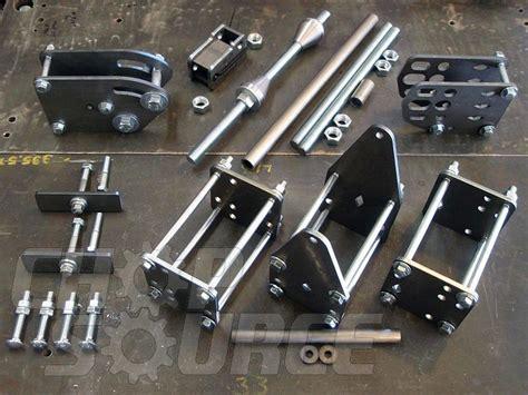 Chop Source Motorcycle Frame Jig Kit