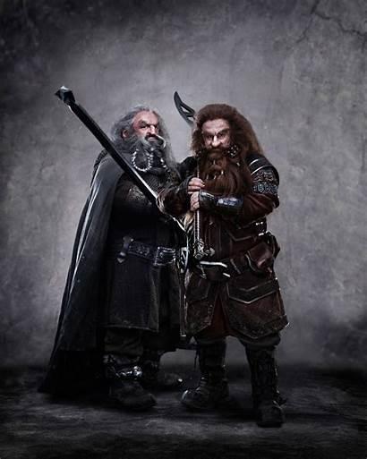 Hobbit Gloin Oin Tolkien Dwarves Dwarf Dwarfs