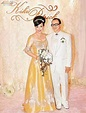 Celebrity Weddings: Kiki Sheung and Patrick Lee ...