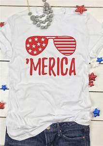 39 Merica Glasses T Shirt Fairyseason