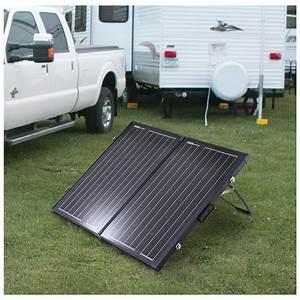 Nature Power Portable Monocrystalline Silicon Solar Panels