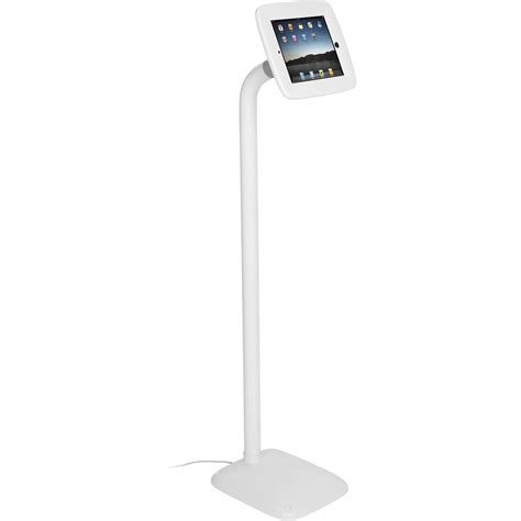 ipad kiosk table mount griffin technology kiosk floorstand mount for ipad 1st