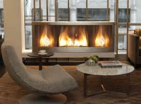 Free Standing Gas Fireplace Vent Free by Hearthcabinet Modern Ventless Fireplaces And Modern