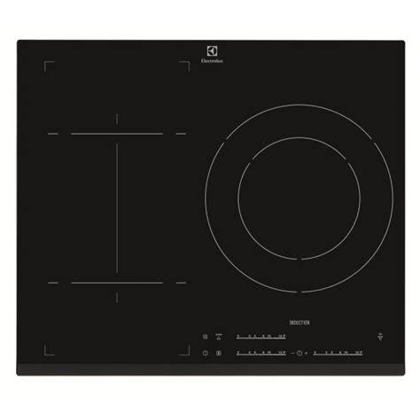 plaque 3 foyers induction en 60 cm de large aeg pas cher