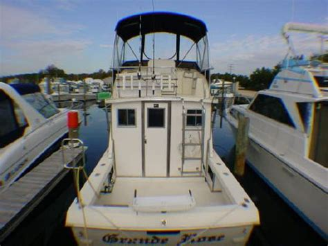 Delta Sport Fishing Boats For Sale by 1985 Delta Boats 28 Sport Fisherman Boats Yachts For Sale