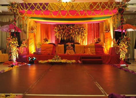 Stage Decoration for Wedding in Islamabad Stage