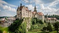 Hohenzollern - Sigmaringen Castle   Lake Constance Tourism