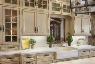 best kitchen backsplash tile distressed white kitchen cabinets kitchen mediterranean with apron sink distressed finish