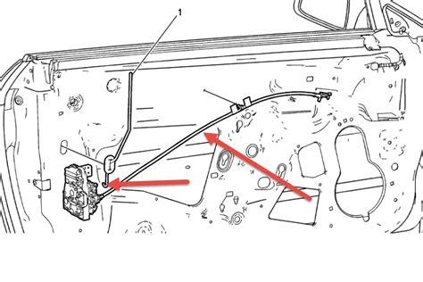 Chevrolet Malibu Power Door Locks Front