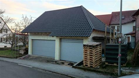 Bau Einer Eigenen Garage Samt Hebebühne  Planung, Ideen