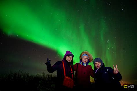 can you see the northern lights in iceland in june magical auroras northern lights hunting in a minibus