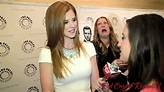 """Sarah Rafferty at Evening with """"Suits"""" at The Paley Center ..."""