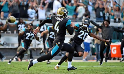The end of Jaguars-Chargers was dumb and wildly entertaining
