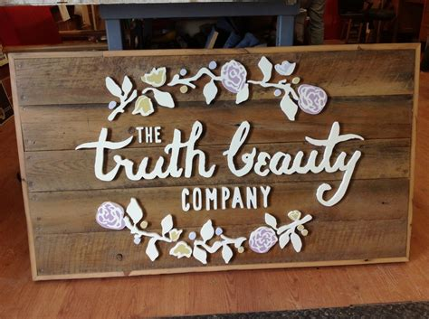 the sign depotcustom wood sign trends why barn board is