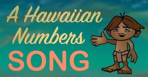 learn  hawaiian numbers      olelo hawaii   animated learning video