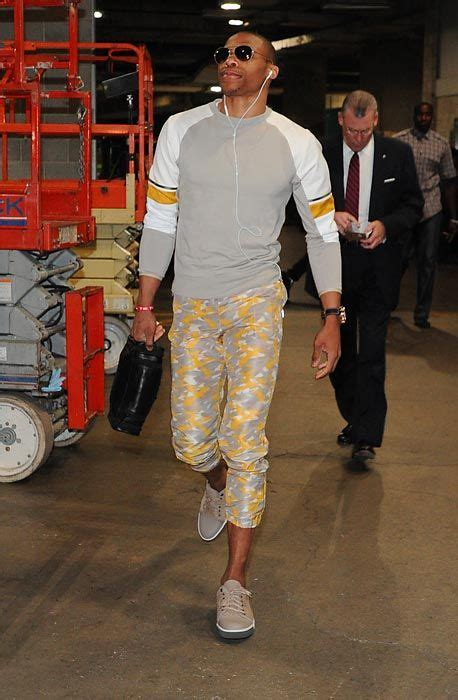 Russell Westbrook Nba Fashion Fashion Mens Outfits