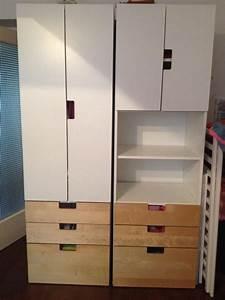 Ikea Schrank Kinderzimmer : ikea kinderzimmer kleiderschrank stuva kinderzimmer kinder zimmer kinderzimmer und ikea ~ Orissabook.com Haus und Dekorationen