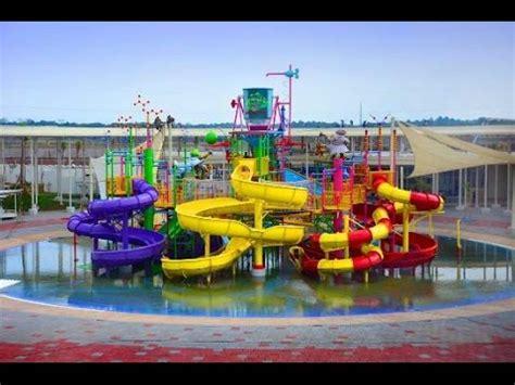 wet waterpark grand wisata bekasi youtube