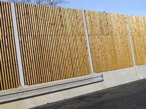Mur Anti Bruit Végétal : murs anti bruit tous les fournisseurs mur anti bruit ~ Melissatoandfro.com Idées de Décoration