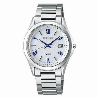Seiko Dolce Solar Thin Sakurawatches Watches Mens