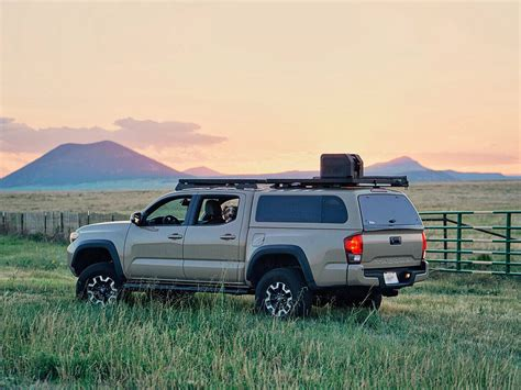 roof rack for tacoma toyota tacoma dc roof rack front runner free shipping