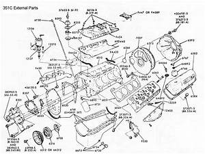 Image Result For Exploded View Drawing 351c  With Images