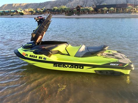 Sea Doo Boat Ontario by 2018 Sea Doo Pwc Rxt X 300 Tested Reviewed On Boattest Ca
