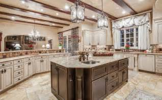 french style stone mansion  flower mound texas homes   rich