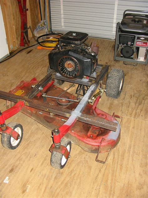 Pull Mower Deck by Improvised Pull Mowers Page 3