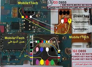 Lg G3 D855 Insert Sim Ic Solution Jumper Problem Ways