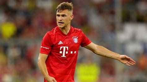 Kimmich made his u21 debut for germany in 2014 against ukraine. Bayern's Joshua Kimmich 'angry' with booking after stamp on Dortmund's Jadon Sancho in Supercup ...