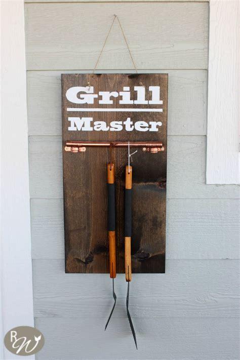 set  summer    grill diys