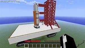Image Gallery minecraft rocket