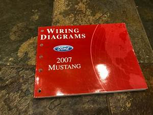 2007 Ford Mustang Wiring Diagrams Electrical Service