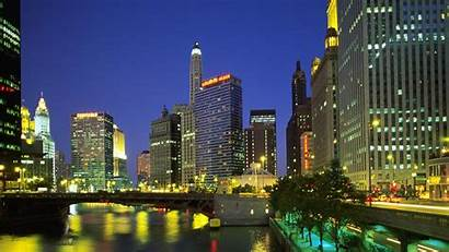 Downtown Chicago Illinois Wallpapers Cities Knowledgehi Updated