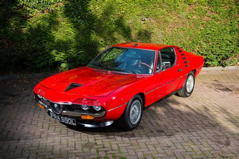 Clean 1972 Alfa Romeo Montreal V8 Looking For A New Home ...