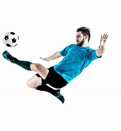 Football Player Royalty Soccer Playing Creative Transparent