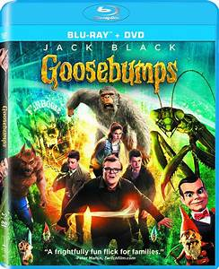 Goosebumps DVD Release Date January 26, 2016