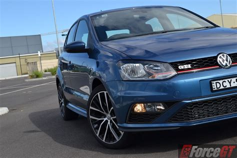 volkswagen polo review  polo gti